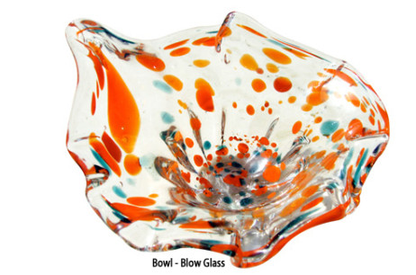 Bowls Blow Glass
